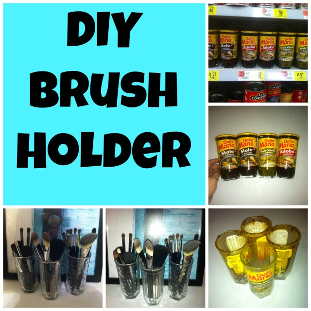Brush Holder Collage
